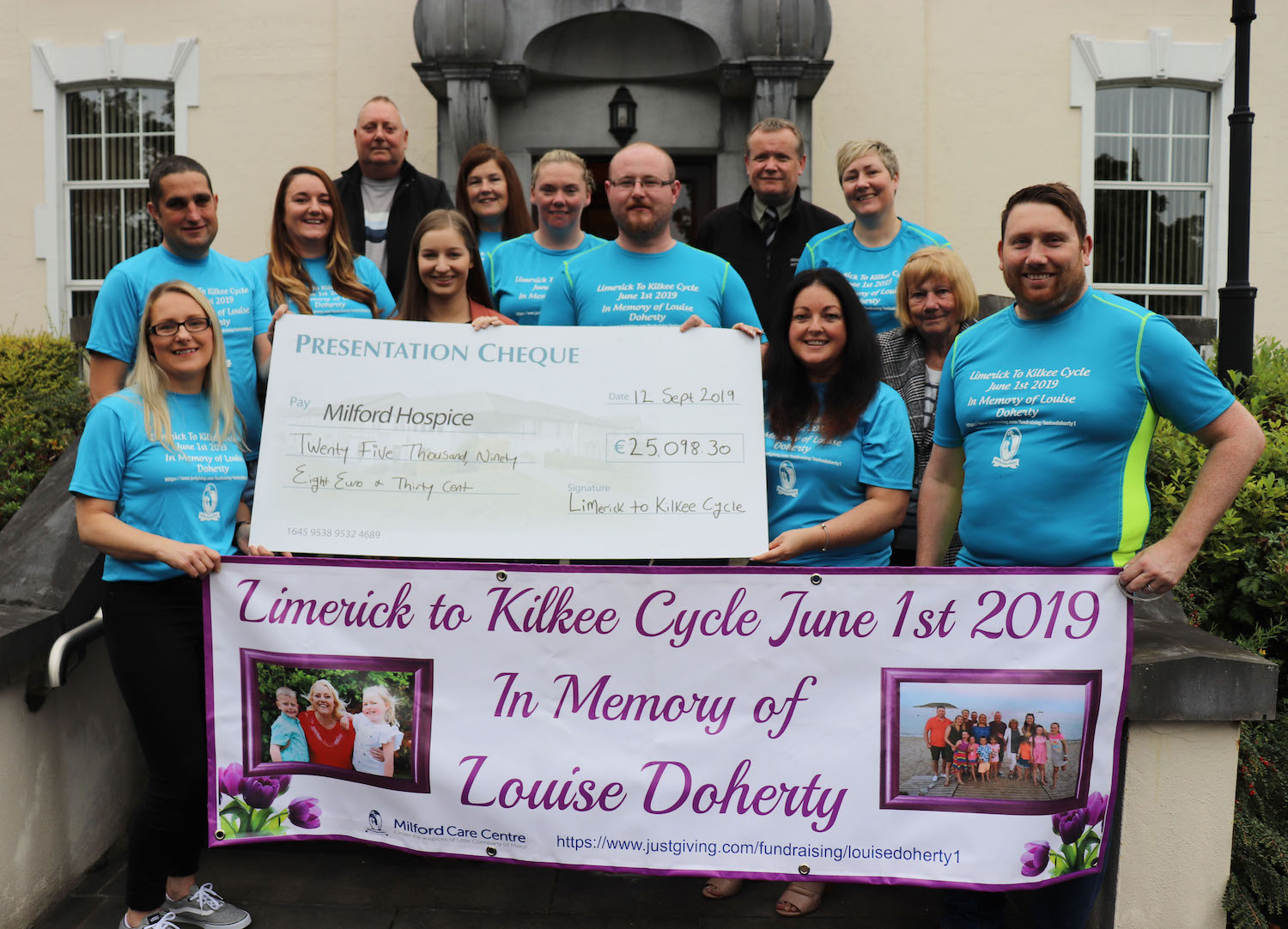Milford to Kilkee Annual Cycle