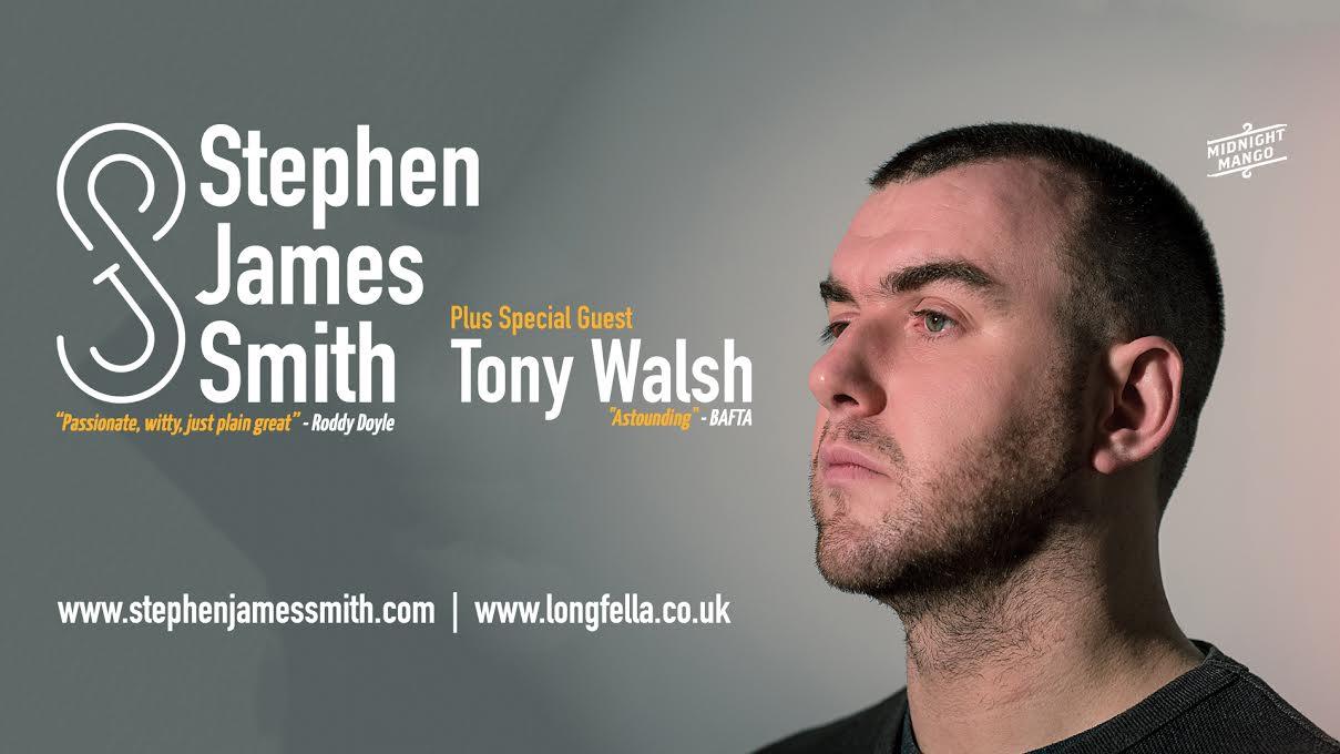 Poet Stephen James Smith