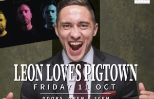 Leon loves Pigtown