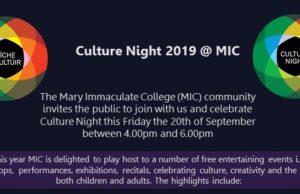 MIC Culture Night 2019