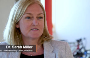 Dr Sarah Miller from the Rediscovery Centre to deliver clinic in Limerick this October