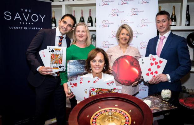 Munster Heart Foundation fundraiser