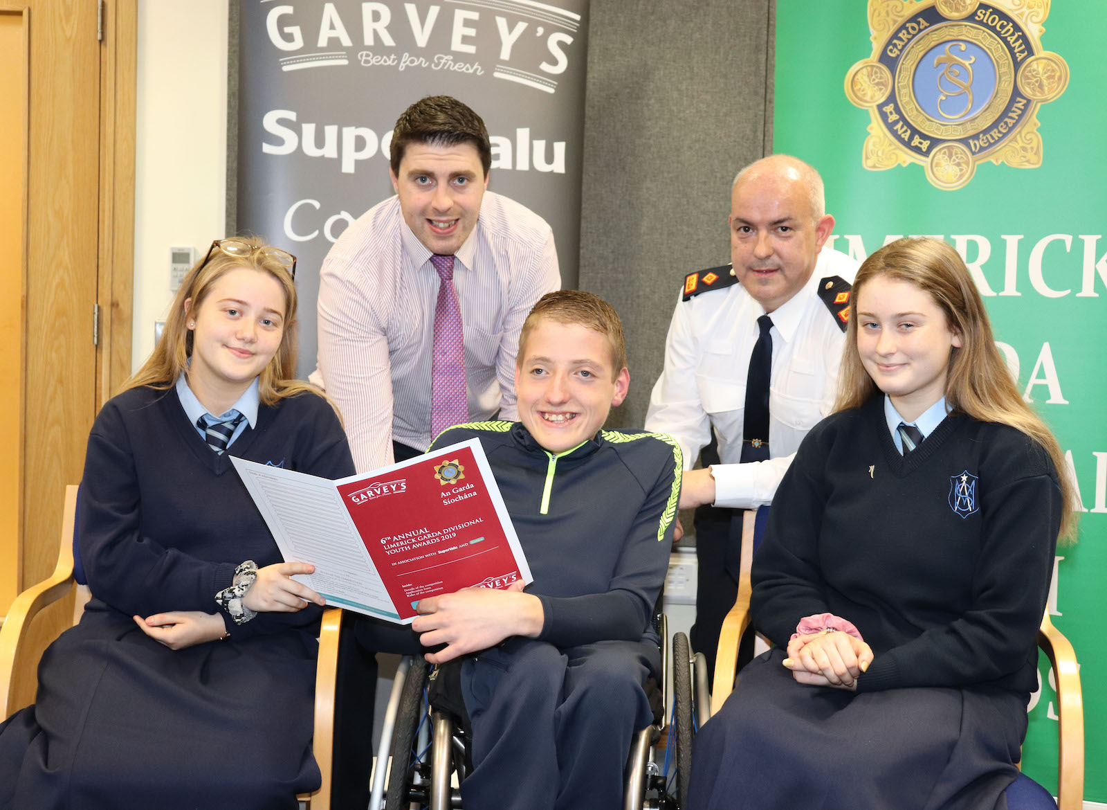 Garda Youth Awards 2019