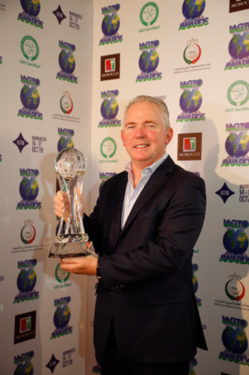 i AGTO EUROPEAN GOLF RESORT OF THE YEAR 2020