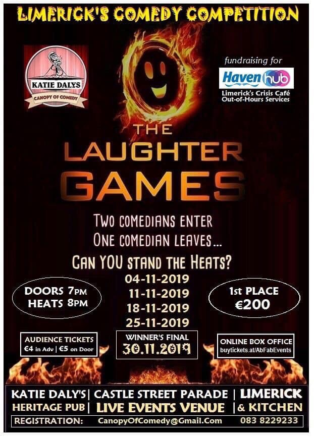 Laughter Games