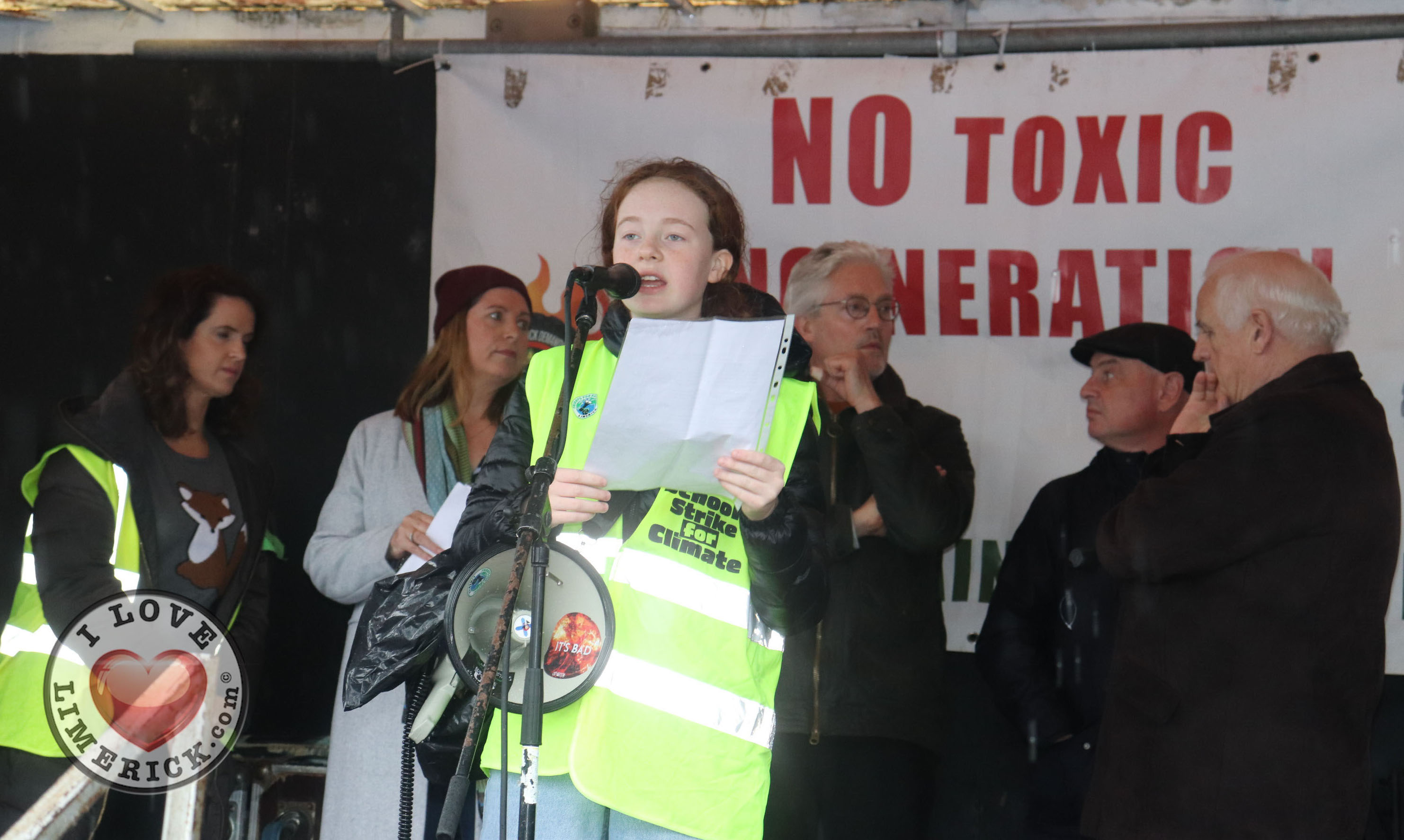 Teen climate change activist Saoirse Exton wins Limerick Person of the Month award
