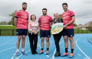 Munster Rugby Charity Partners
