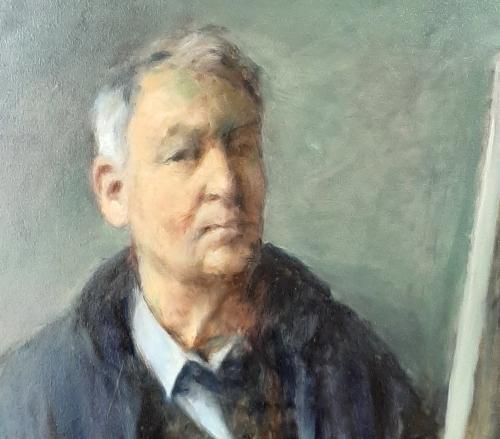 Limerick Artist Thomas Ryan