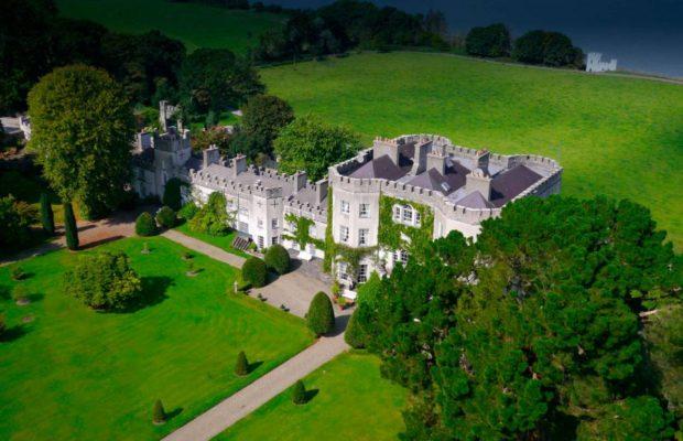 Glin Castle hauntings
