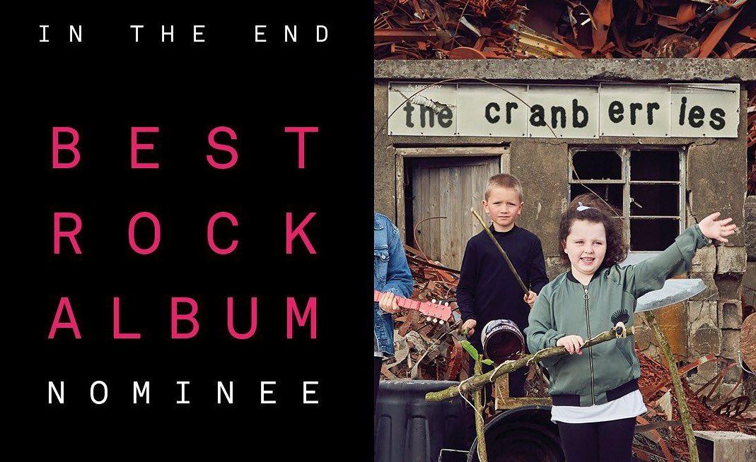Cranberries Grammy nomination