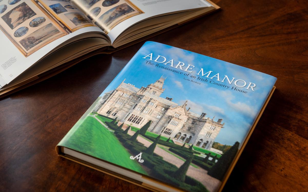 Adare Manor book