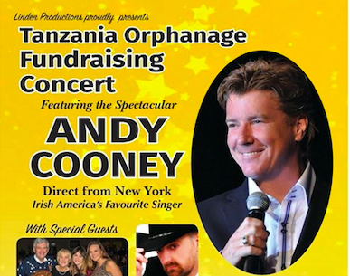 Tanzania Orphanage Fundraising Concert