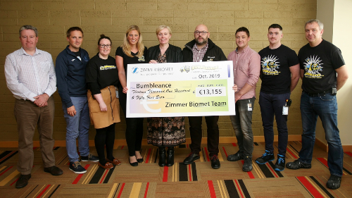 Zimmer Biomet Supports BUMBLEance