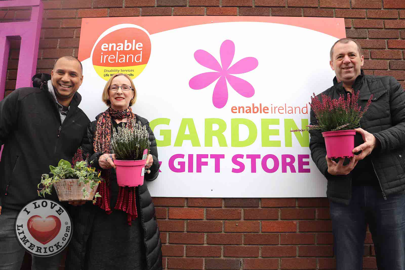 Enable Ireland Garden
