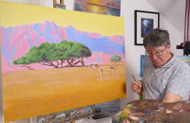 Limerick artist