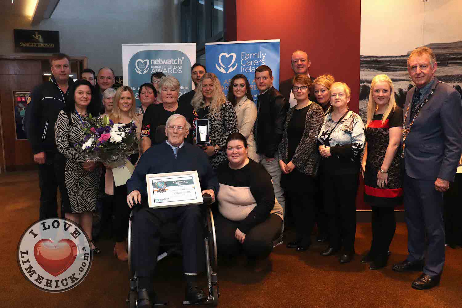 limerick carer of the year 2019