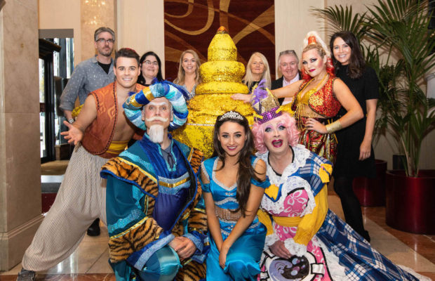 Aladdin at UCH