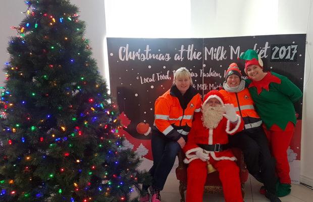 Christmas at the Limerick Milk Market 2019