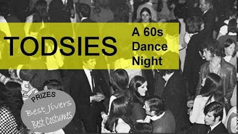 Todsies: A 60s dance party