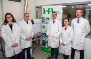 BHP Laboratories