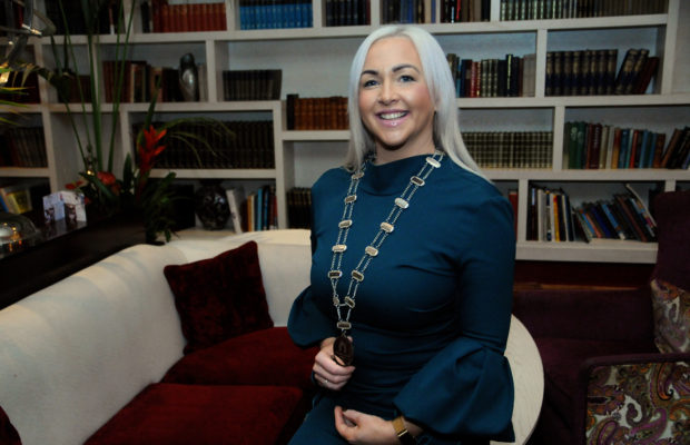 Petrina Hayes appointed president of Network Ireland Limerick