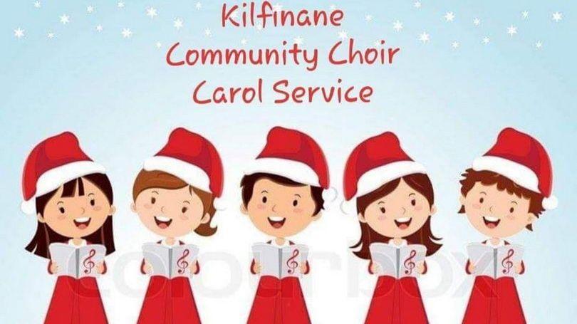 Kilfinane Community Choir Carol Service