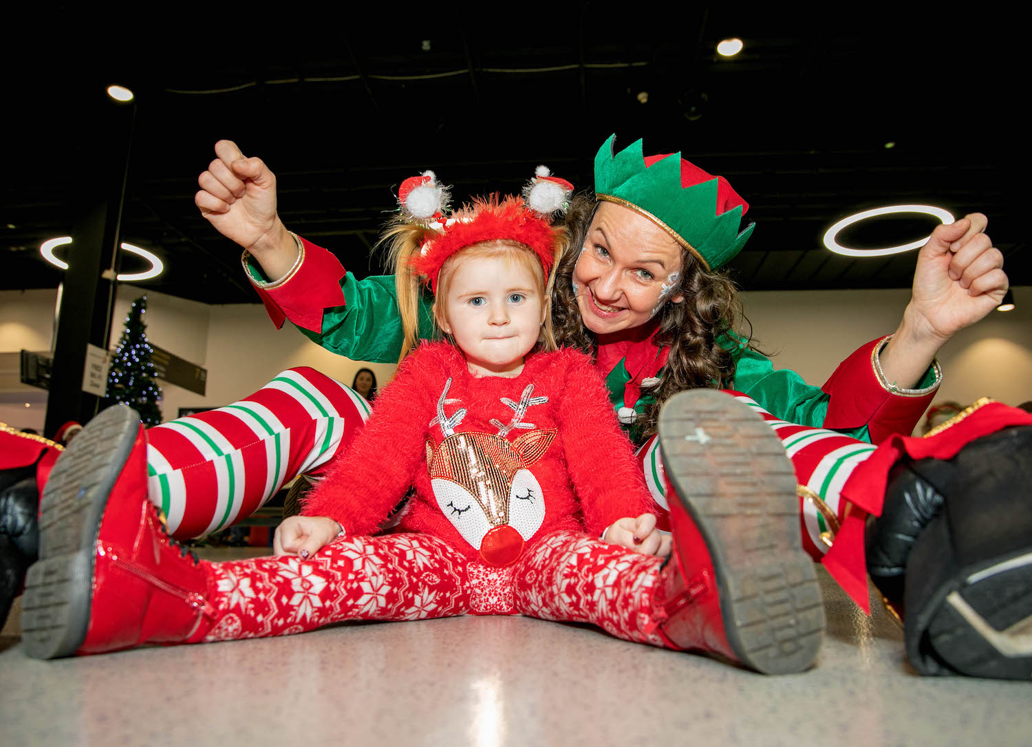 Shannon Santa Flights