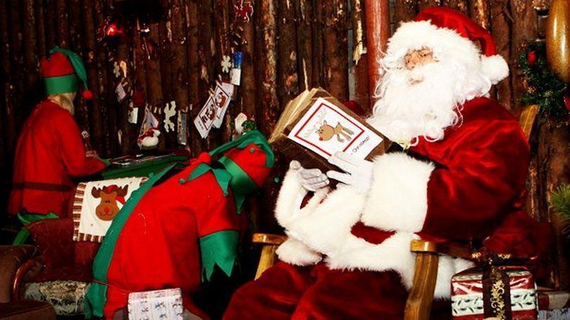 Santa experience Jetland