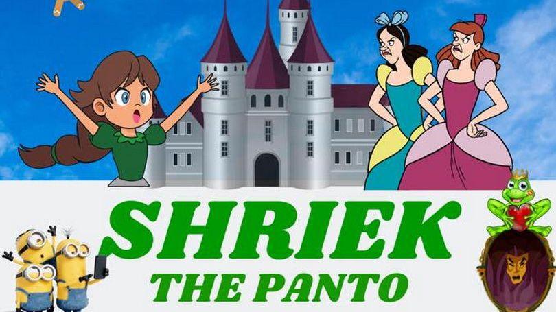 Shriek the Panto