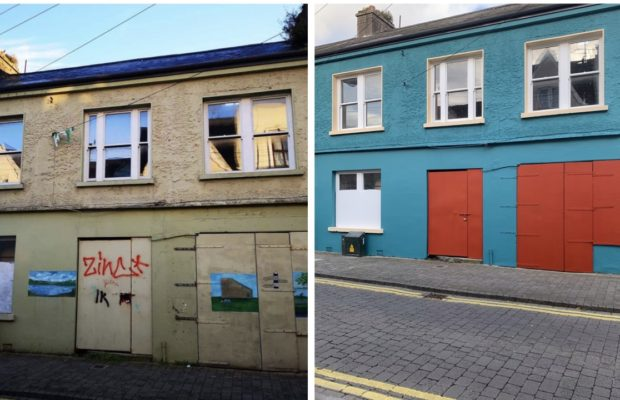 Nicholas Street Painting Project