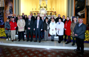 Thomond Club Remembrance Mass 2019