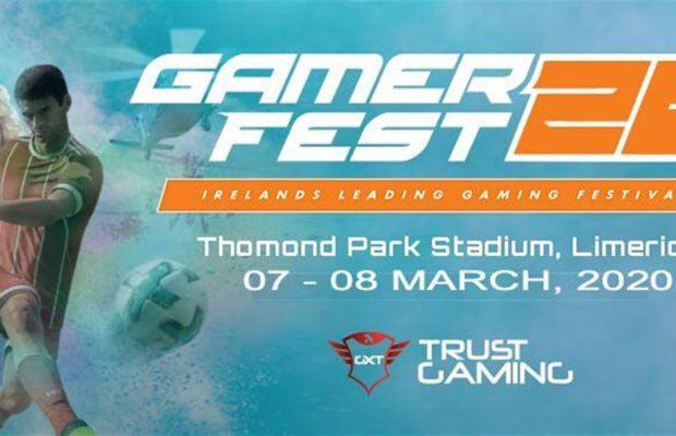Gamerfest Limerick 2020