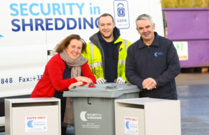 Security in Shredding