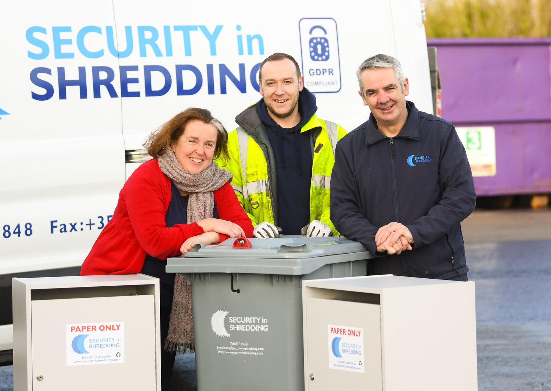 Security in Shredding
