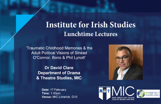 MIC Lunchtime Lecture Series
