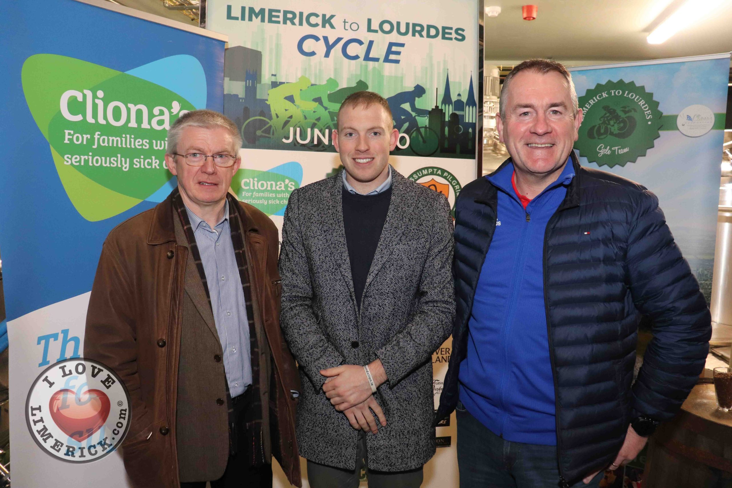 Limerick Lourdes Charity Cycle