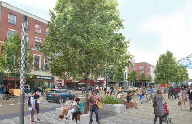 Limerick City Centre Revitalisation