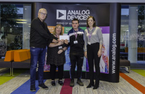 Analog Employee Community Awards