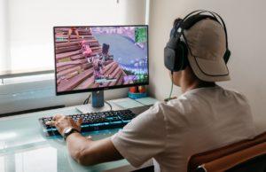 Gaming during coronavirus