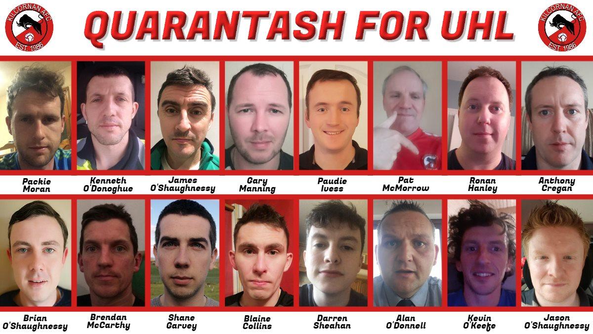 Quarantash for UHL