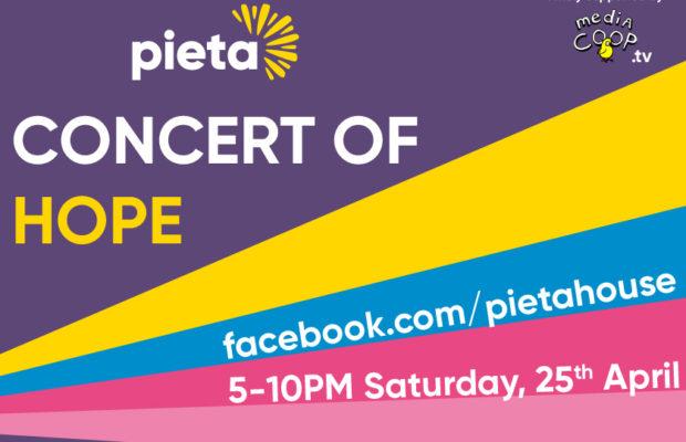 Pieta House Digital Concert