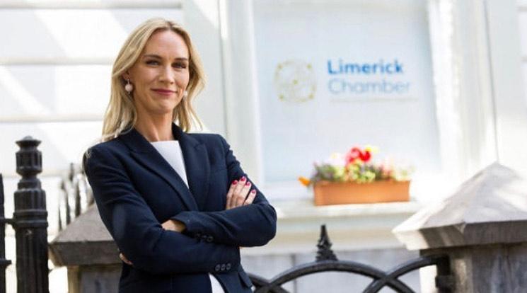 Dee Ryan, CEO Limerick Chamber