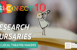 Belltable connect research bursaries