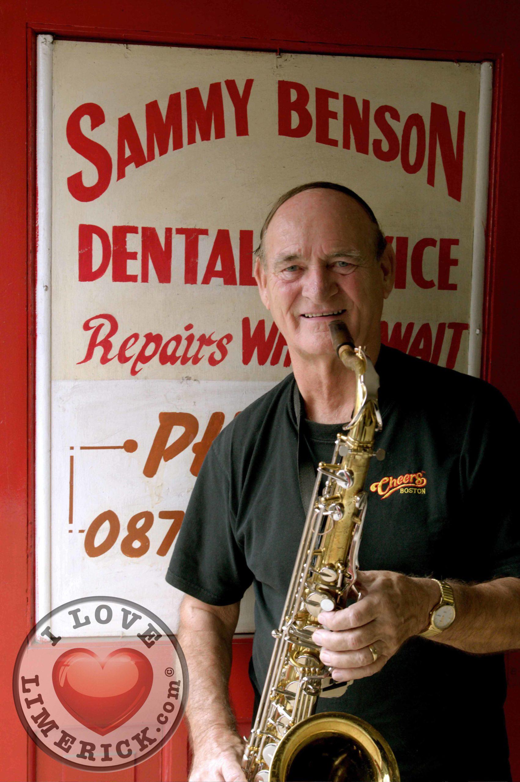 Sammy Benson