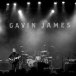 Gavin James announced