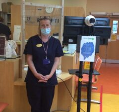 Thermal Imaging Fever Unit