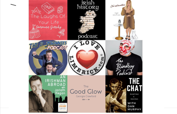 Best Irish Podcasts