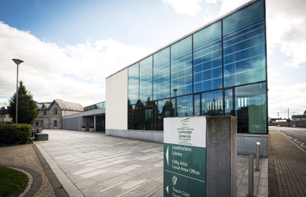 limerick libraries reopen