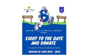 Cratloe GAA fundraiser weekend