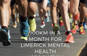 Limerick Mental Health 100km